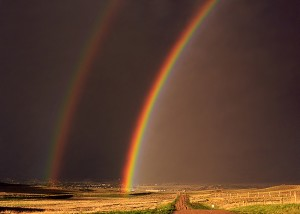 What causes double rainbows? | GreenAnswers