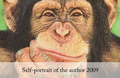 chimpanzee_thinking_poster1