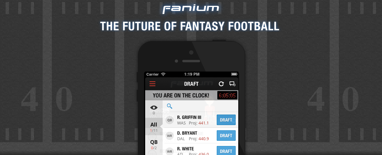 Fanium Fantasy Football